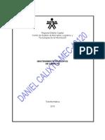 EVIDENCIA 045-CORRECCION DE LA GEOMETRIA DEL DISCO
