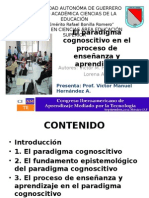 elparadigmacognoscitivoenelprocesodeenseanza-120917085525-phpapp01