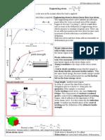 e45 First Midterm Review Sheet