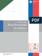 Guia Clinica ASMA ADULTOS Minsal