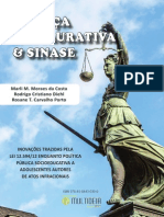 Livro Justiça Restaurativa & Sinase