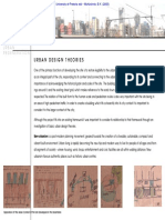 Urban Design Theories
