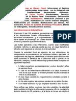 Derecho Fiscal (Notificaciones, Proceso Adm. de ejecucion y aseguramiento de bienes)