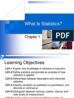 Business Statistic Chapter 1
