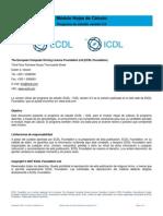Syllabus Modulo Hojas de Calculo V5.0