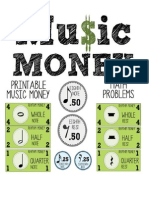 musical money