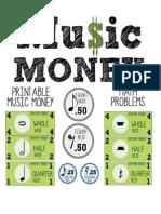 musical money