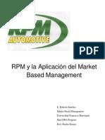 Lectura 7 Administración Basada en RPM y La Aplicación Del Mercado E. Roberto Sánchez (1)