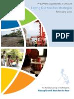 Philippines Quarterly Update (February 2010)