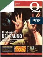 El Laberinto del Fauno, Guillermo del Toro