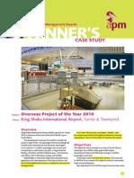 King Shaka International Airport, Turner & Townsend Choice No. 3(1)