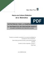 Cultura Didactica Matematica YY