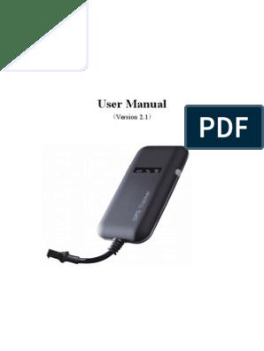 TK110 User Manual | Subscriber Identity Module | General