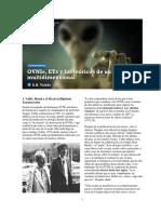 OVNIs, ETs, y los teóricos de un universo multidimensional_Armando H. Toledo