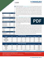Moneysukh Market insight report 23/3/2010