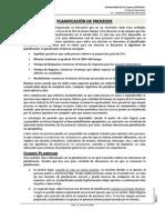 Planificacion de Procesos - SArquitectura de Computadoras