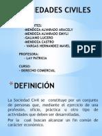 SOCIEDADES-CIVILES y EL SOCIO INDUSTRIAL