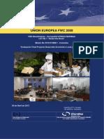 Evaluación Final Proyecto Desarrollo Económico Local y Comercio