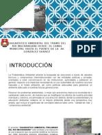 Presentacion Rio Machangara