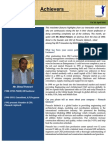 Mr. Bimal Patwari, Founder and CEO of Pinnacle Infotech