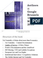 Authors@Google Brussels 18032010