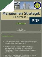 Manajemen Strategik Finaldo I