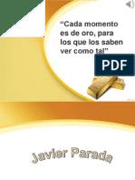 Mapa de vida Javier Parada