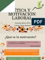 Ética y Motivación Laboral