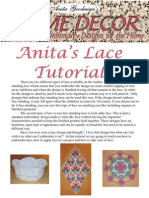 Anitas Lace Tutorial