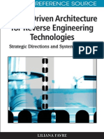 Model Driven Architecture for Reverse Engineering Technologies Strategic Directions and System Evolution