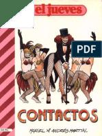 Contactos Pendones del humor 4 El jueves Mariel y Andrés Martín