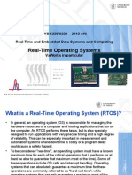 2012-3 Realtime Operating Systems (1)