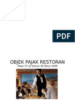 Bab Pajak Restoran