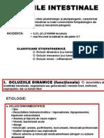 Ocluziile intestinale