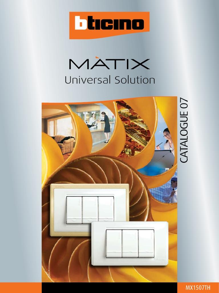3 LID for MODULES IDROBOX IP55 Series Magic MATIX 25603