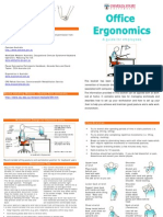 Office Ergonomics Book Let