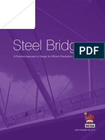 STEEL BRIDGES a Practical Approach to Design for Efficient Fabrication and Construction