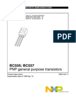 BC556_557 Datasheet