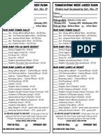 Order Form Thanksgiving 2015