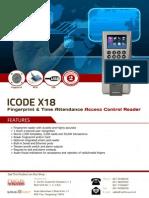 ICode FP X18
