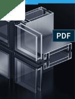 172370 System Properties for Schüco Façade UCC 65 SG