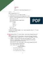 Soal - Jawab Teori Bilangan