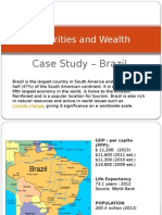 disparities and wealth case study - brazil
