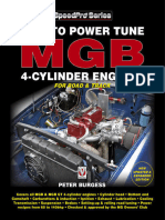 How to Power Tune MGB 4-Cylinder Engines for Road & Track - New Updated & Expanded Edition