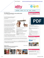 Fair Work Commission cuts penalty rates  Hospitality MagazineFair Work Commission Cuts Penalty Rates _ Hospitality Magazine