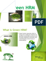 Green HRM