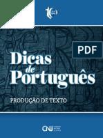 Dicas de Portugues_Produção de Texto