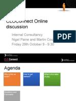 CLO Connect Presentation October
