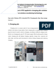 Xiamen Caimore's RTU Applied in Charging Pile Solution Based on Wireless Monitoring Technology