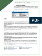 grade 3   4 - term 4 newsletter - 2015